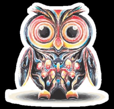 1967 Insomniac Owl