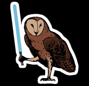 1972 Jedi Owl