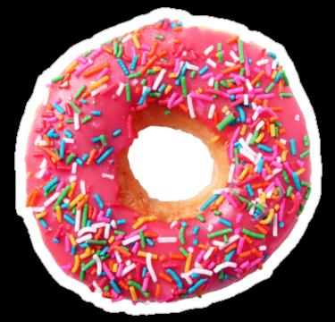 2013 Pink Donut