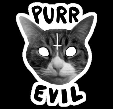 2022 Purr Evil