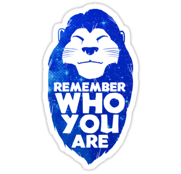 2026 Remember Who You Are (Mufasa)