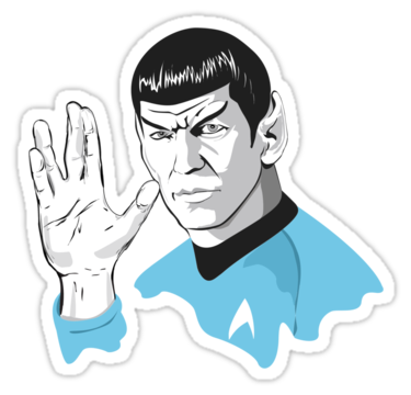 2060 Star Trek Spock