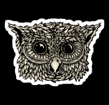 2061 Staring owl