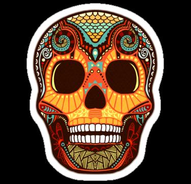 2072 Tattoo Skull