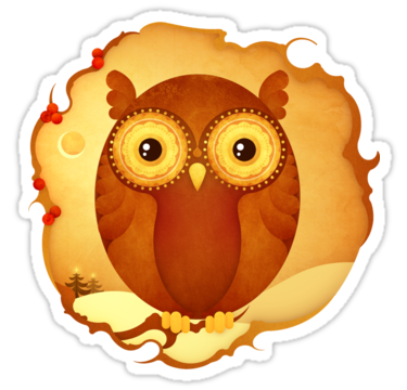 2074 Tawny Owl