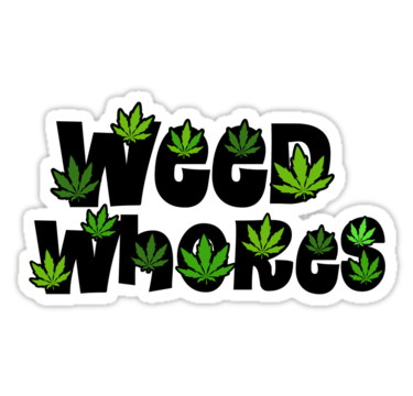2098 Weed Whores - Love the Leaf