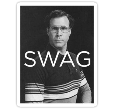 2103 Will Ferrell Swagger