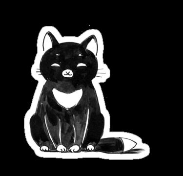 2123 Black cat