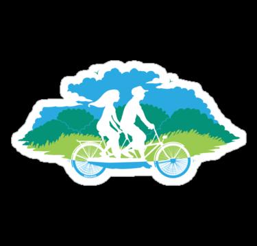 2247 Tandem Bike Trip
