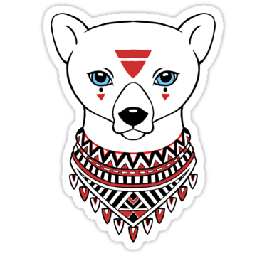 2263 Tribal Bear
