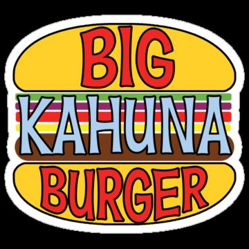 2303 Big Kahuna Burger