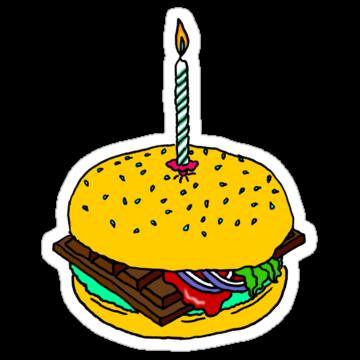 2310 Chocolate Burger