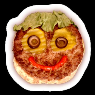2320 Happy Burger