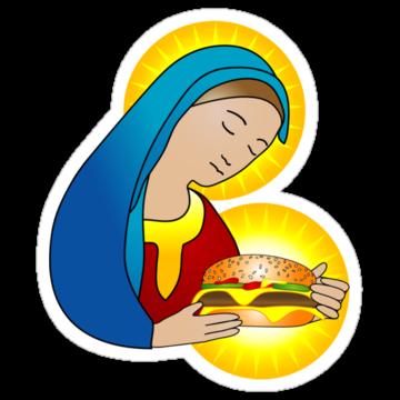 2322 Holy Burger