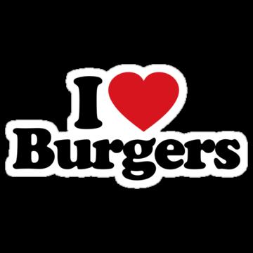 2326 I Love Burgers