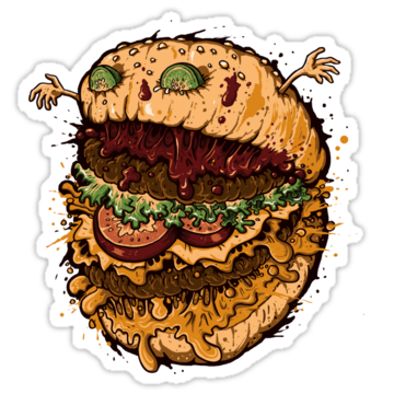 2334 Monster Burger