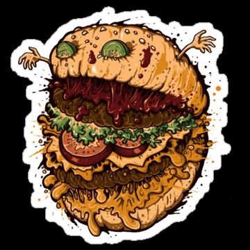 2334 Monster Burger