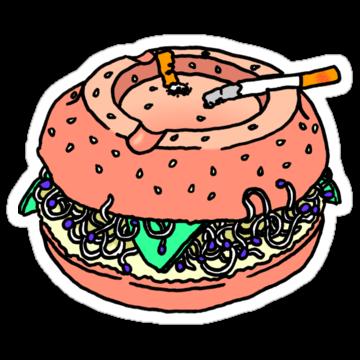 2341 So Nasty Burger