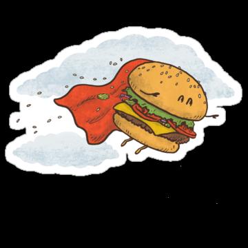 2346 Superburger!
