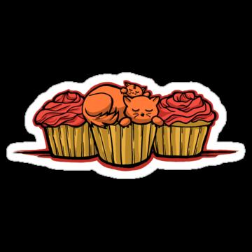 2368 Cupcake Cats