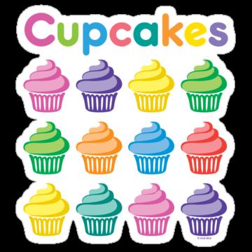 2373 Cupcakes Pretty