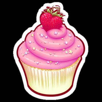 2377 Fluffy Cupcake Love