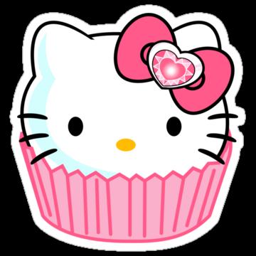 2384 Kitty Cupcake