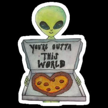 2402 Alien Pizza