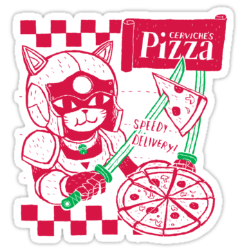 2406 Cerviche's Pizza