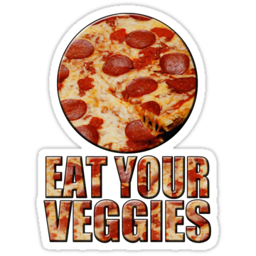 2408 Eat your vegetables