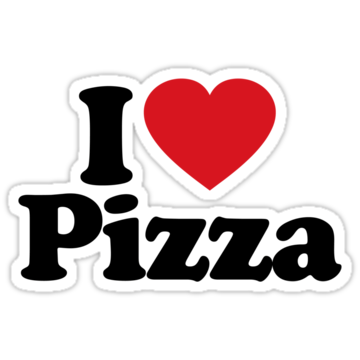 2412 I Love Pizza