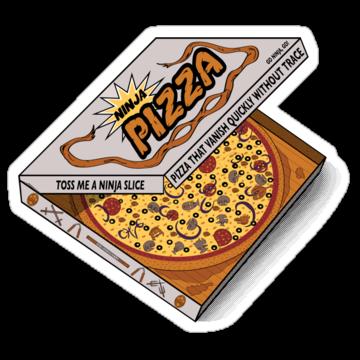 2422 Ninja Pizza