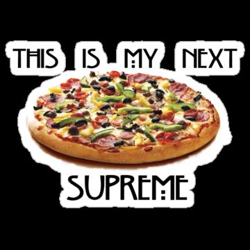2446 Supreme Pizza