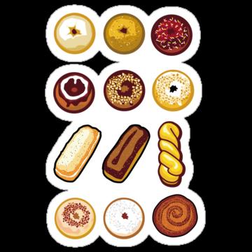 2473 Donut Variations