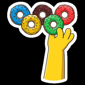2476 Homer Olympics