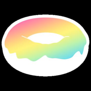 2486 Rainbow Doughnut