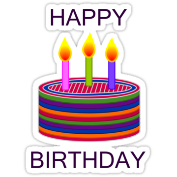 2492 Birthday Cake