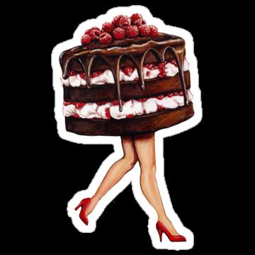 2500 Cake Walk