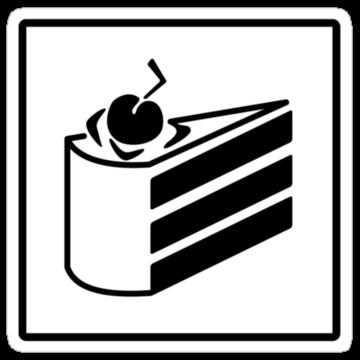 2537 The Portal Cake