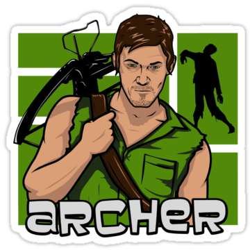 2578 Archer In Green