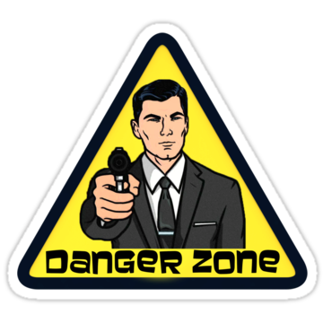 2585 Danger Zone - Archer