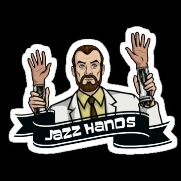 2590 Jazz Hands!
