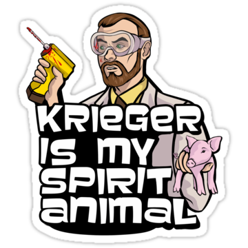 2591 Krieger is my Spirit Animal