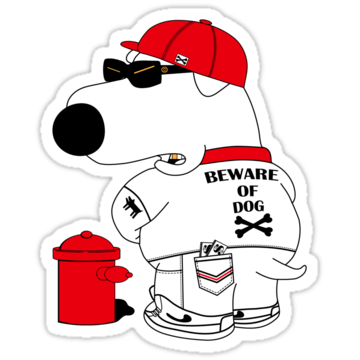 2610 Beware of dog