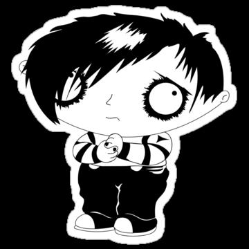 2614 Emo Stewie