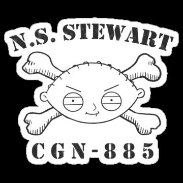 2624 N.S. Stewart, Black