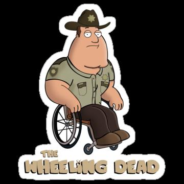 2631 The Wheeling Dead