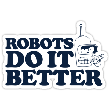 2661 ROBOTS DO IT BETTER