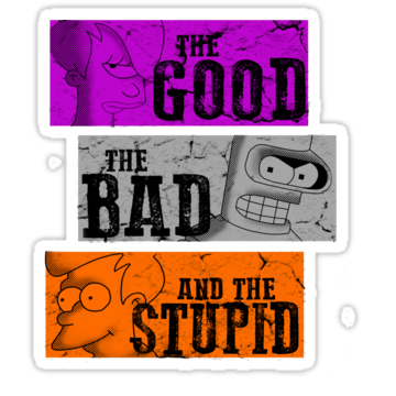 2666 The Good, the Bad and the Stupid