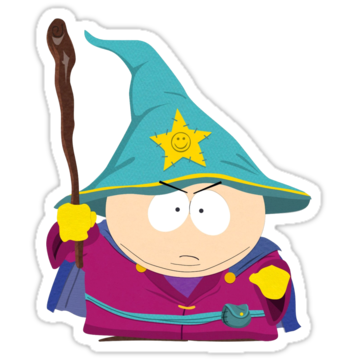 2689 Eric Cartman, The Wizzard King